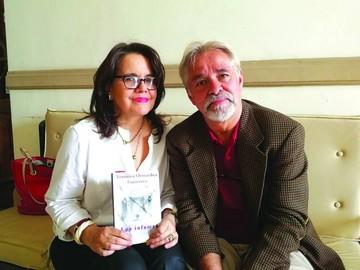 Novelista y poeta publican sus creaciones literarias