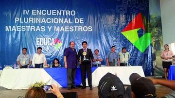 Maestros de Chuquisaca brillan con innovaciones