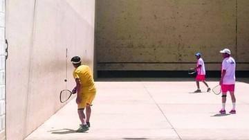 Raqueta Frontón se alista para Torneo Nacional