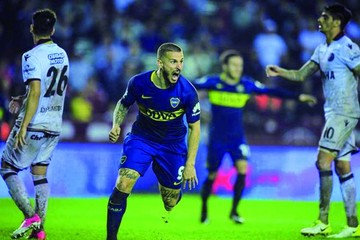 Boca, River y Vélez lideran la Superliga argentina