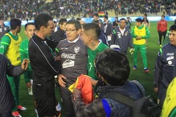Soria y jugadores de la Verde reciben sanción de la FIFA por conducta incorrecta