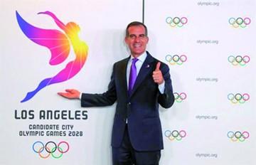 Los Ángeles da gran  paso hacia los Juegos Olímpicos de 2028