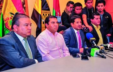 El Tigre denuncia posible boicot a comicios de FBF