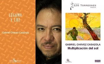 Publican en Colombia y México libros del poeta sucrense Gabriel Chávez Casazola