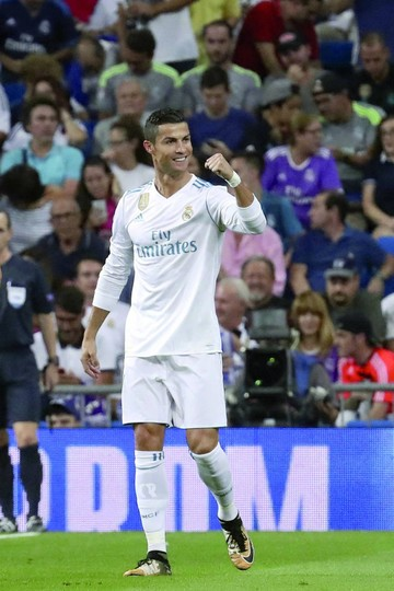 CR7 despierta al Real Madrid