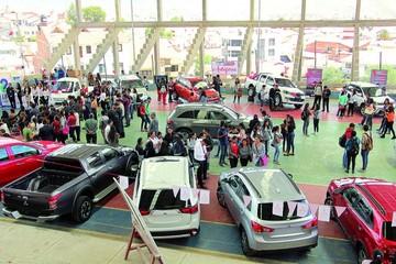 Expo Automotriz oferta hasta dos descuentos