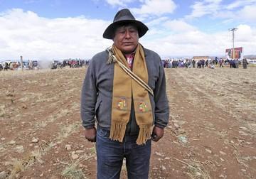 Bloqueo: Gobierno evalúa querella contra El Mallku