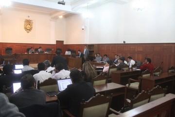 Jueces del caso Petrocontratos son procesados