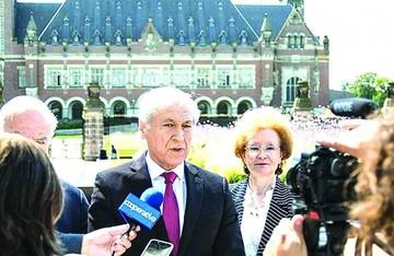 Chile acude hoy confiada a La Haya; Bolivia, atenta