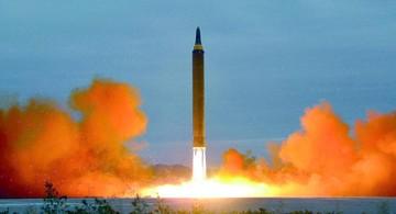 Corea del Norte lanza nuevo misil sobre Japón