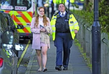 Reino Unido en alerta por explosión en metro