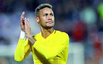Neymar, citado para Bolivia