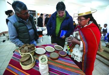 La cañahua, nuevo grano de oro de Bolivia para el mundo