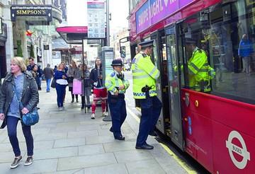 Londres mantiene alerta y detiene a sospechoso