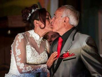 David Santalla y Sandra Saavedra son marido y mujer