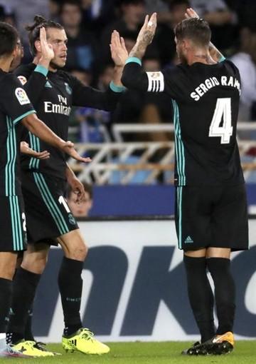 Real Madrid alcanza al récord de partidos con goles