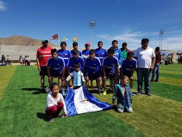 Fútbol en los Cintis