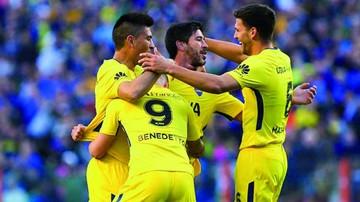 Boca y River comparten el liderato de la Superliga