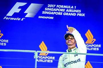 Hamilton se afianza en la F1