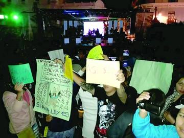 Activistas marcharán contra el biocidio