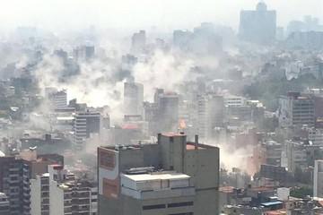 Al menos 47 muertos en México por el terremoto de este martes