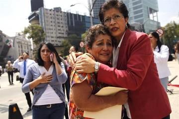 Terremoto: Las huellas de un monstruo llamado dolor