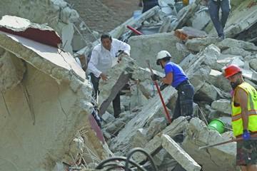 México: Violento sismo deja decenas de muertos