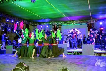 Inauguración del Festival  Internacional de la Cultura
