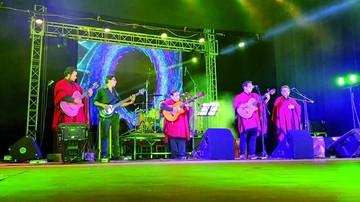 Festival chaqueño evoca al artista Huáscar Aparicio