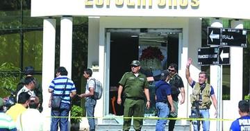 Caso Eurochronos: Peña reitera que fue baleado