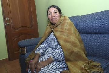 Huye familia denunciada de esclavizar a Tomasita