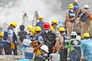 México: La atención se centra en sobrevivientes
