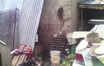 Rescatan a dos personas desnutridas que convivían con animales muertos en El Alto