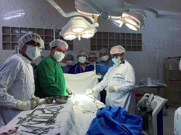 Sucre tiene un solo cirujano cardiovascular para el servicio público