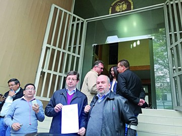 Reelección: Almagro pide a Evo que respete la decisión popular