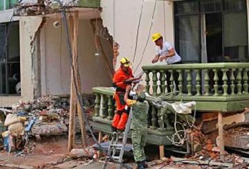 México vuelve a temblar por otro intenso sismo