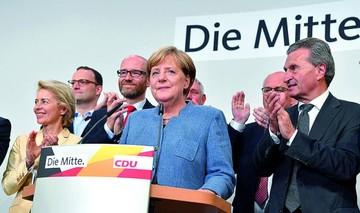 Auge de la ultraderecha ensombrece a Alemania