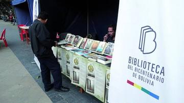 Biblioteca del Bicentenario invita a descubrir la historia