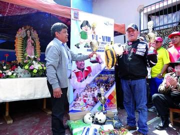 San Roque recibe apoyo por el Día del privado de libertad