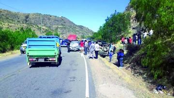 43% de hechos de tránsito  corresponden a colisiones