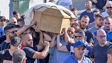 Palestino mata a tres guardias israelíes