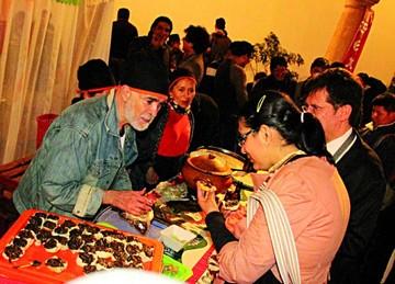 Mexicanos compartieron sus tradiciones