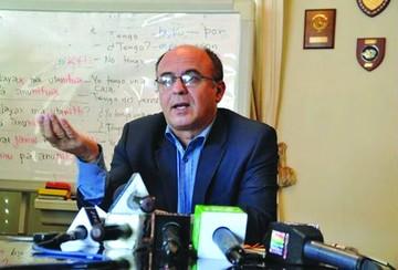 Buscan proceso militar a acusados en caso Misiles