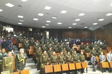 Sucre: En marcha el primer Congreso Nacional de Tránsito en el CICC