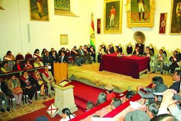 Se consolida celebración de la fundación de Sucre