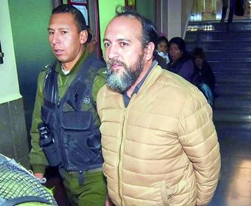 El ex gerente de Bolivia Tv deja el penal de Patacamaya