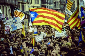 Tensión en Cataluña a pocas horas de consulta