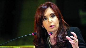 "Cristina Fernández: ""Me manejé por las neuronas"""