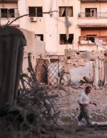 Yihadistas matan a 73 soldados sirios