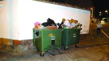 Contenedores de basura logran mejorar la limpieza en la ciudad